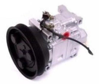 Mazda Protege5 AC Compressor Fits Mazda Protégé Reman 67479 1YrW