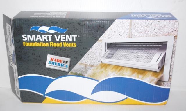 Smart Vent 1540 510 8 Quot X 16 Quot Foundation Flood Vents Ebay