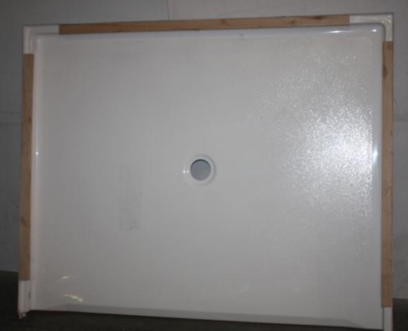best bath accessible fiberglass shower pan 60 quot x 48 quot ebay