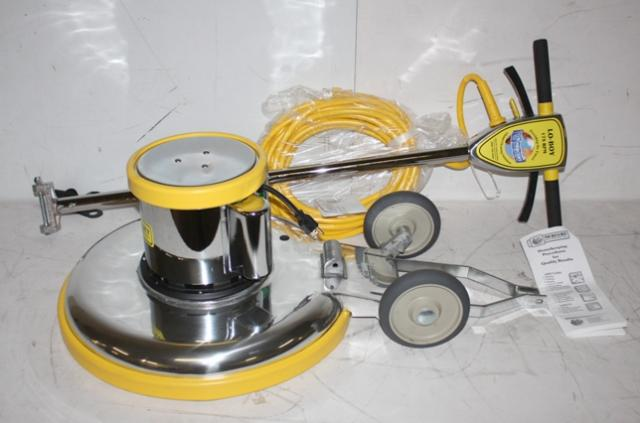 Mercury 175 Rpm 21 Quot Heavy Duty Floor Buffer Machine Ebay