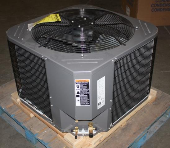 Air Conditioner Condenser Units : Grand aire ton air conditioner condensing unit wca ebay