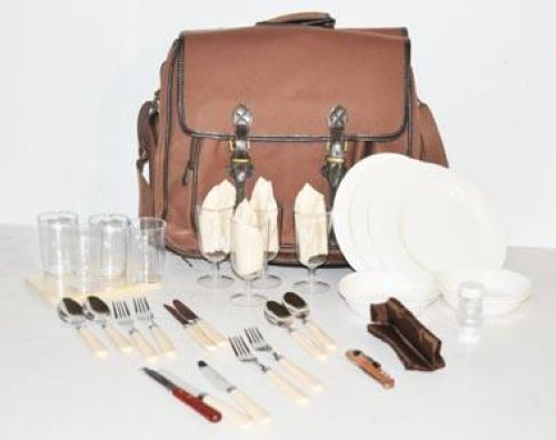 4-Person Picnic Set
