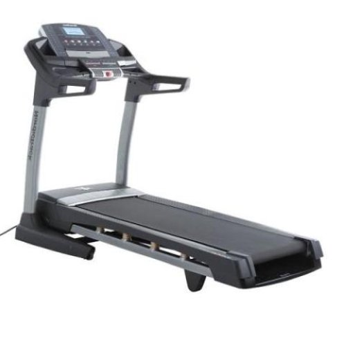 NORDIC-TRACK C900 WORKOUT EXERCISE FOLD-UP TREADMILL