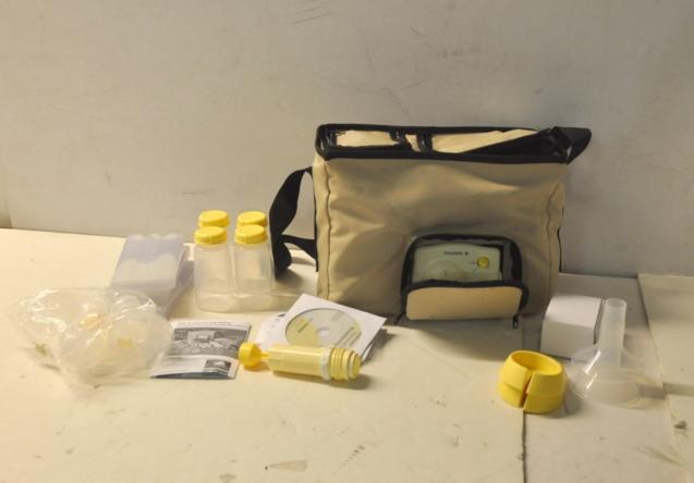 medela advanced personal double breast pump manual