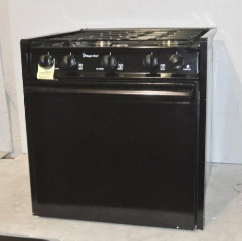 similiar magic chef stove keywords details about magic chef cly2220bdb13 22in rv gas range black new