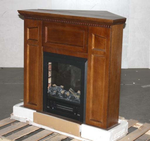 Kozy World The Hamilton Electric Fireplace Wall Or Corner Installation Ef5565 Ebay