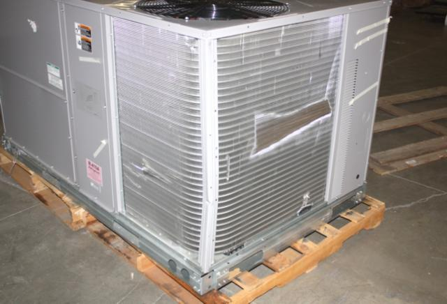 Icp Packaged Nat Gas 72k Btu Furnace 6 Ton Air Conditioner