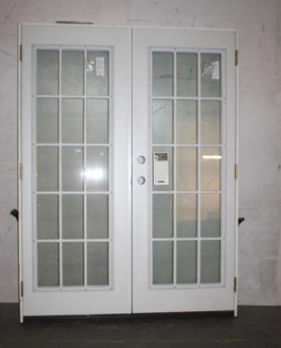 Masonite 60 x 80 pre hung 15 lite household patio entry for 15 lite entry door