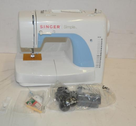 singer simple sewing machine model 3116