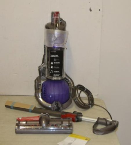 Dyson animal bagless upright vacuum cleaner dc24 ebay for Dyson dc24 brush motor