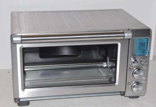 Breville Countertop Convection Oven Silver : ... about Breville 1800 Watt Convection Element IQ Toaster Oven BOV800XL