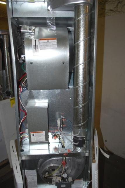 Coleman Mobile Home Natural Gas Furnace