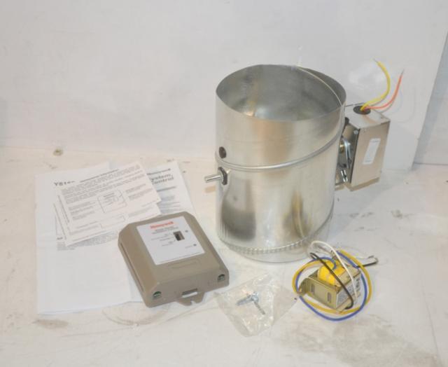Honeywell Fresh Air Ventilation : Honeywell y fresh air ventilation control ebay