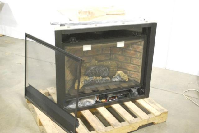 Heatilator Single Sided Gas Fireplace Nnxt4236i Ebay