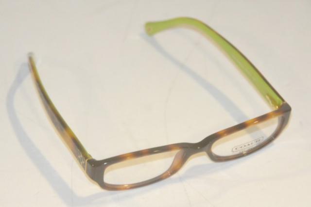 Coach Womens Emily Eyeglass Frames HC6001 Tortoise