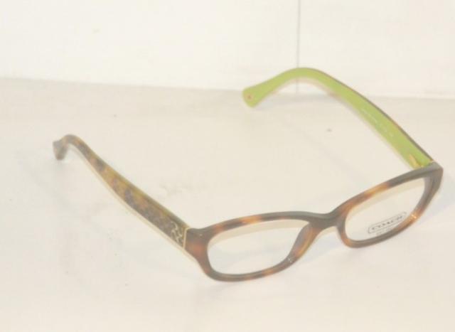 Coach Tortoise Cecilia Frames Eyewear Eyeglasses HC6002 eBay