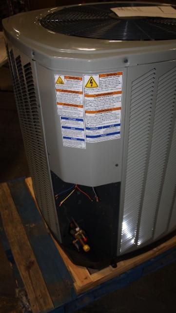 Trane 5 Ton 3 Phase Split System Heat Pump 460v 4twa3060a