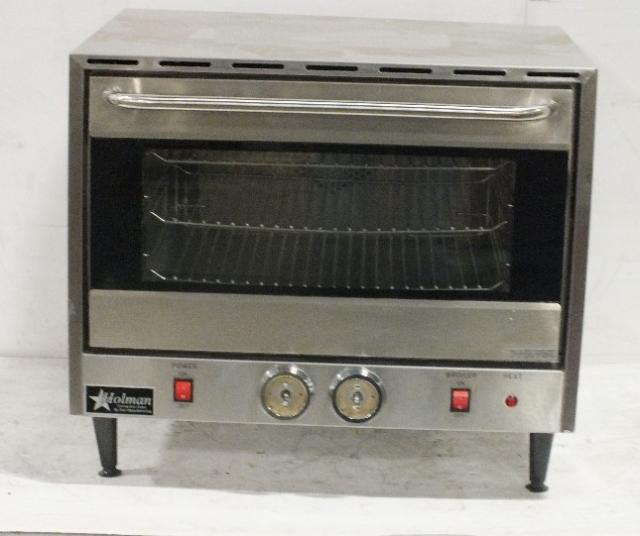 ... Commercial Electric Countertop Half Size Convection Oven CCOH-3 eBay