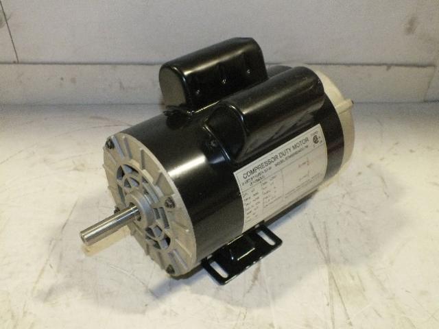 Mat Industries Btm56rb34d3 7m Compressor Duty Motor
