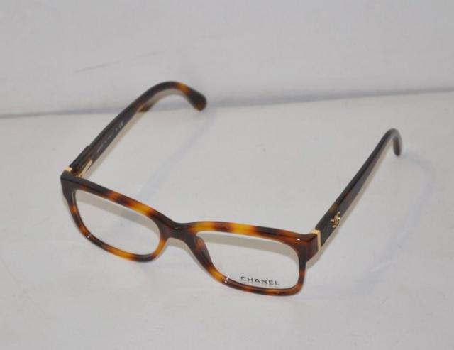 Chanel Tortoise Frames Eyewear Eyeglasses 3246-Q eBay