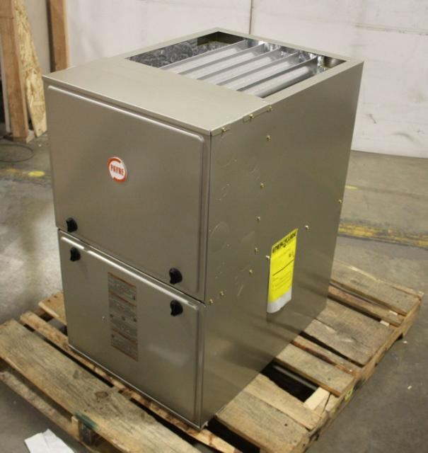 Payne 100 000 btu natural gas furnace heater pg95sas60100c for How to choose a gas furnace