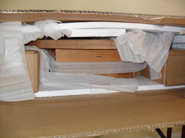 pottery barn benchwright side table ebay. Black Bedroom Furniture Sets. Home Design Ideas