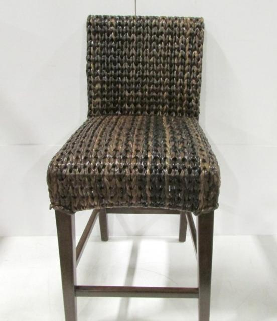 Pottery Barn Seagrass Collection Wicker Woven Chair