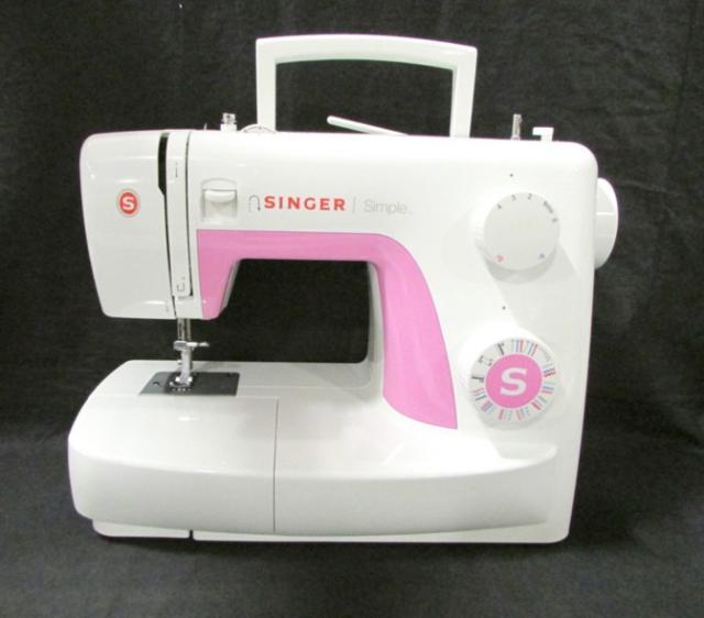 simple singer sewing machine manual
