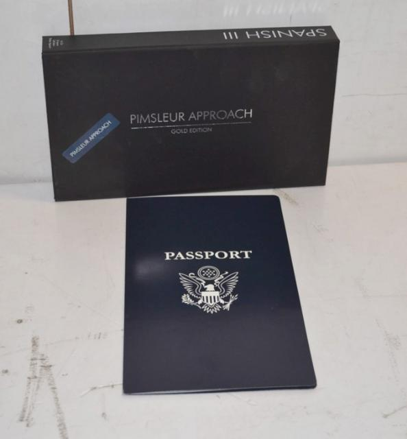 Pimsleur Approach Gold Edition German I - V Total 80 CD's Bundle
