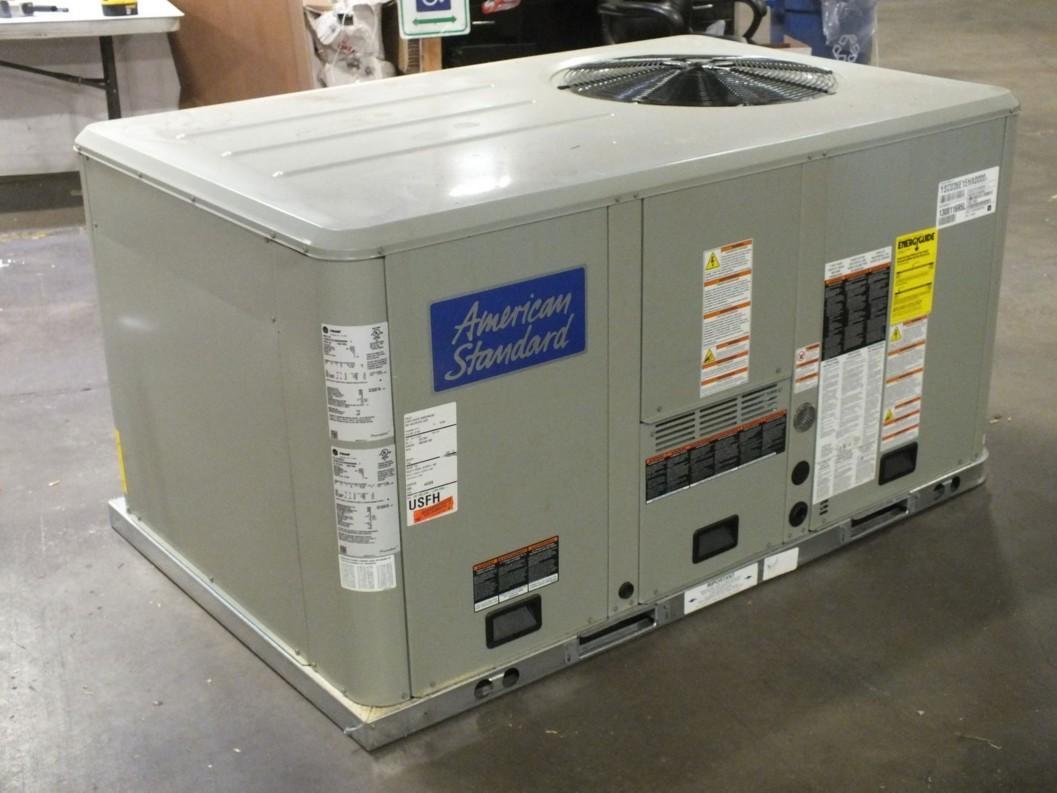 Trane American Standard 3 Ton Convertible Air Conditioner