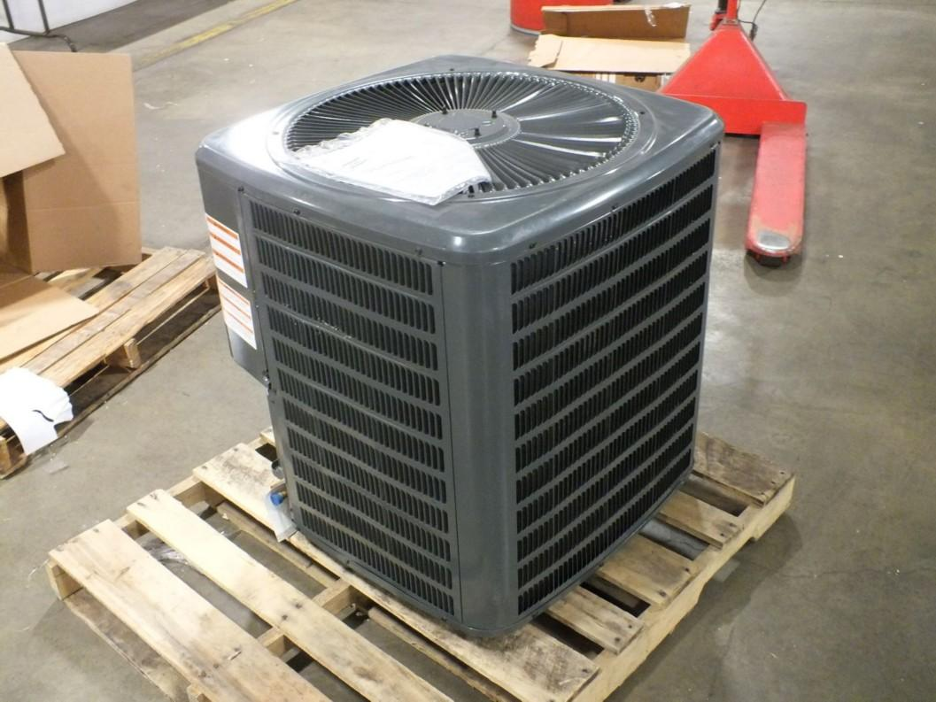 3 Ton Air Conditioning : Goodman ton seer air conditioner condenser r