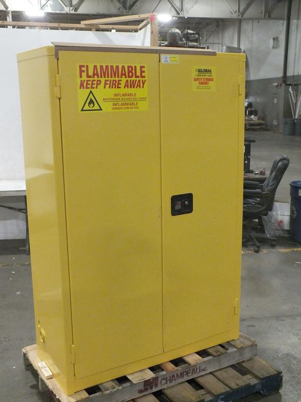 Jamco 45 Gallon Flammable Liquids Safety Storage Cabinet ...