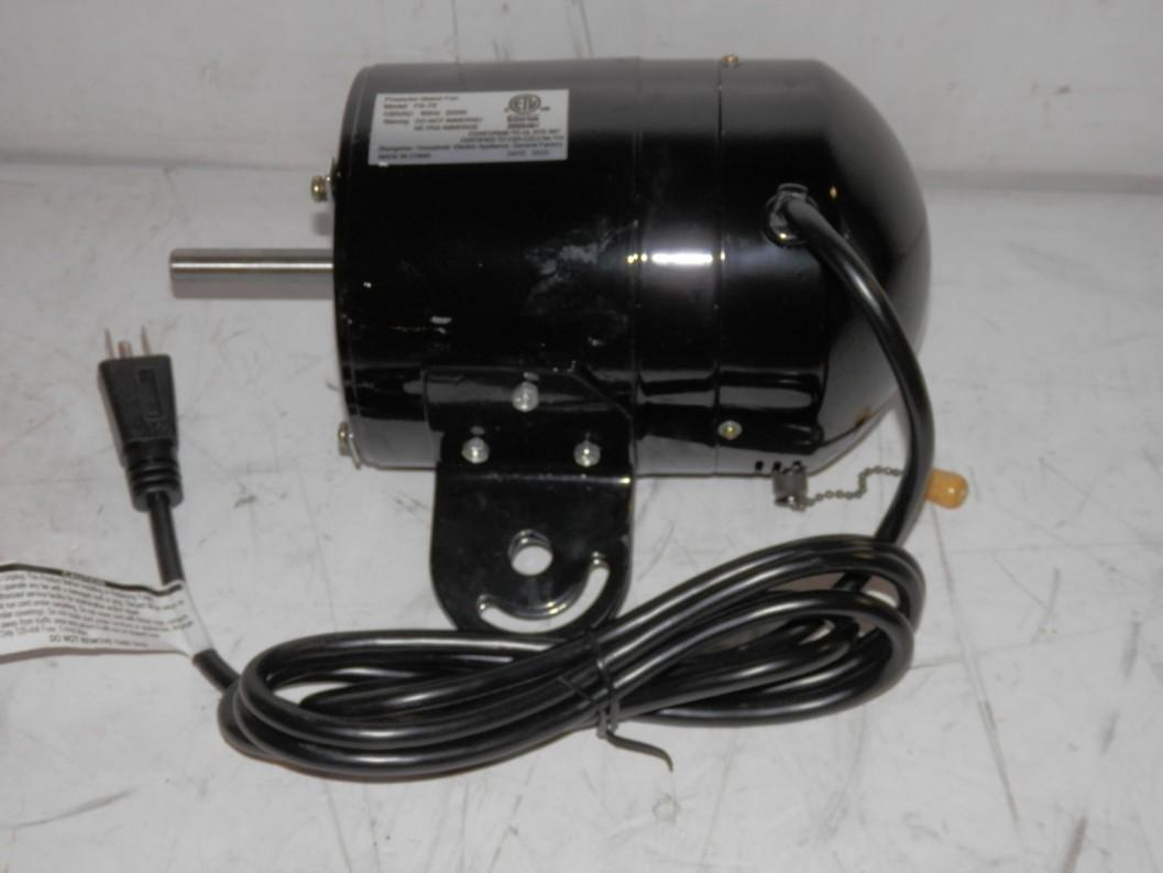 intertek fs 75 powerful stand fan motor ebay