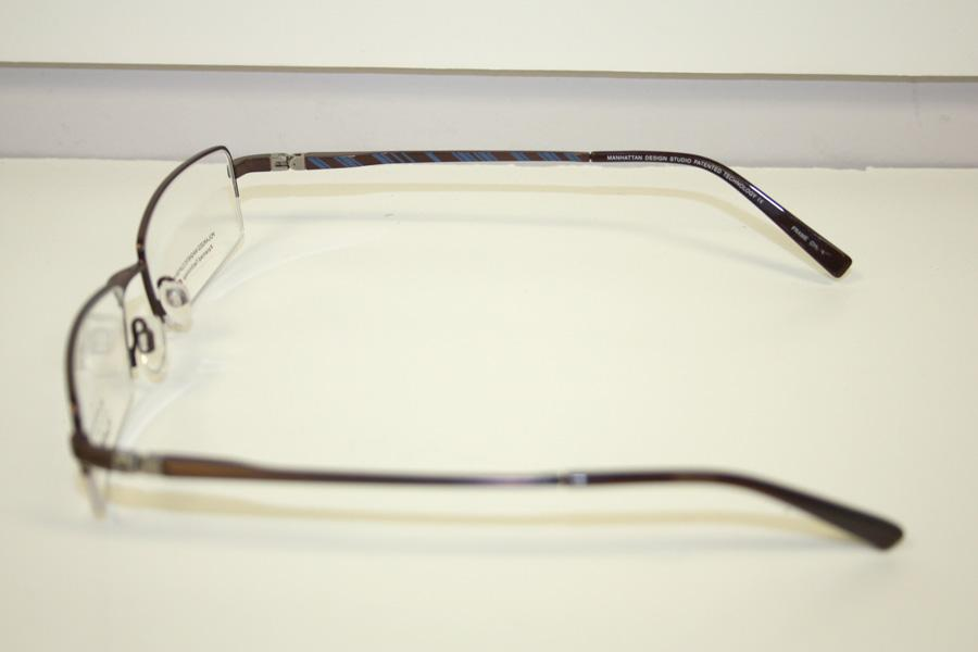 Rimless Glasses With Magnetic Sunglass : MDX Manhattan TurboFlex Semi Rimless Frames w/Magnetic ...