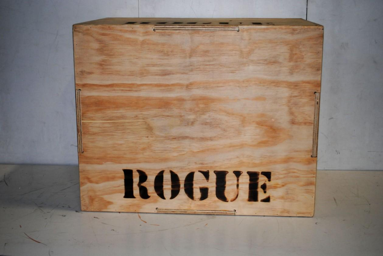 plyo box template - rogue fitness 3 in 1 plyo game jump box 30 x 24 x 20 ebay