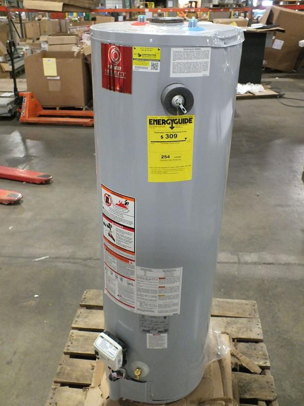 State Select  Gallon Natural Gas Water Heater