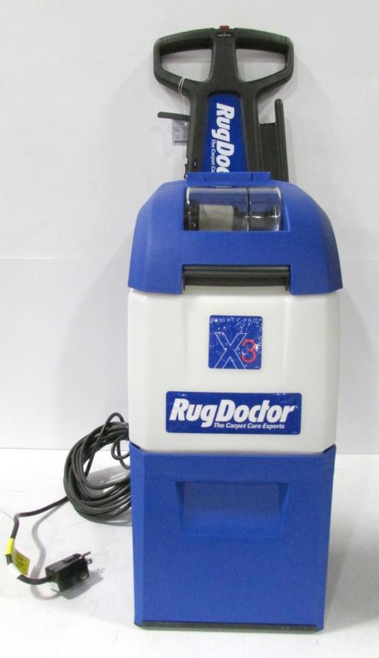 Rug Doctor 95504 Mighty Prox3 Carpet Shampoo Machine Ebay