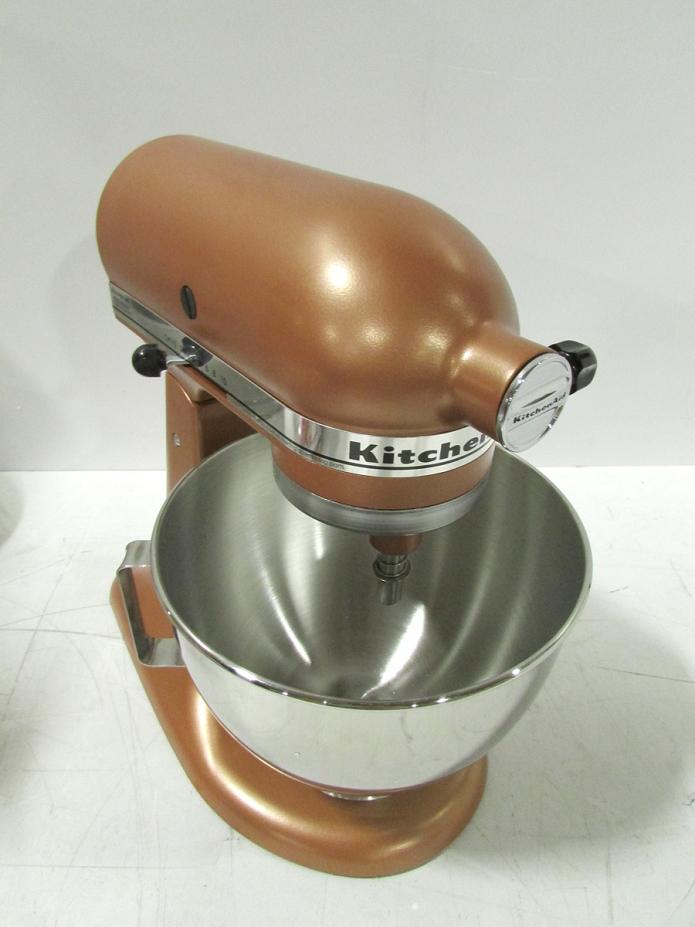 Kitchenaid ksm88psqceo stand mixer ebay - Copper pearl kitchenaid mixer ...