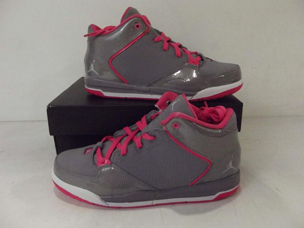 Jordan Size 3Y Girls As You Go Basketball Shoes Sneakers ...