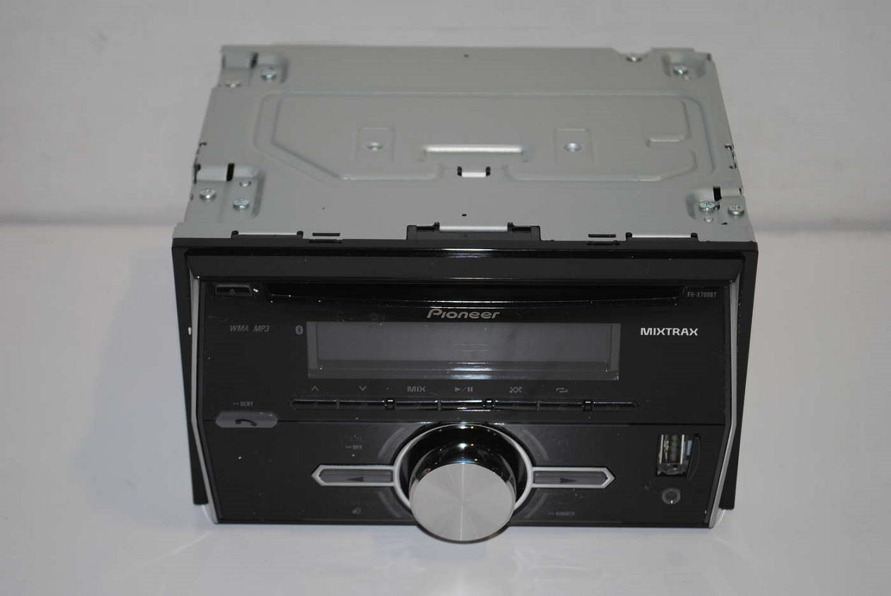 Pioneer Fh Cd Player  Mp3 In Dash Receiver