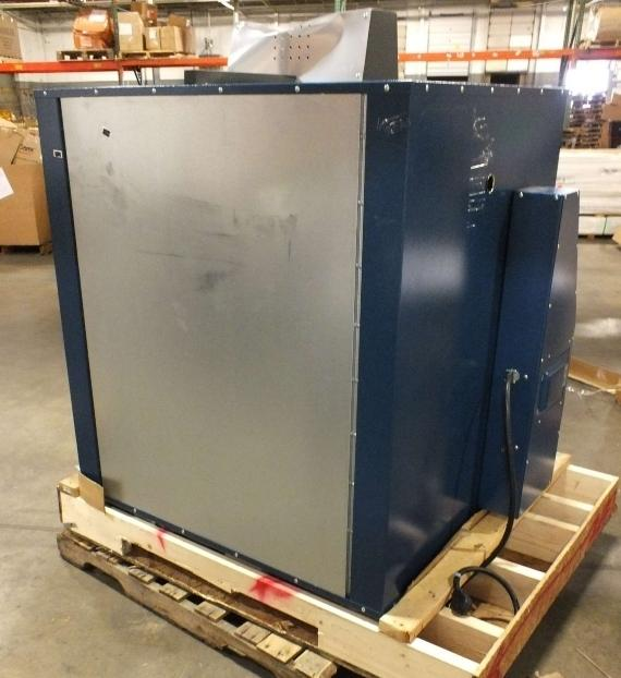 Dillon powder coating curing oven ebay for Paint curing oven