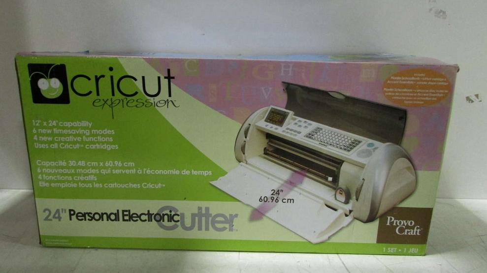 provo craft cricut 29 0300 expression 24 personal