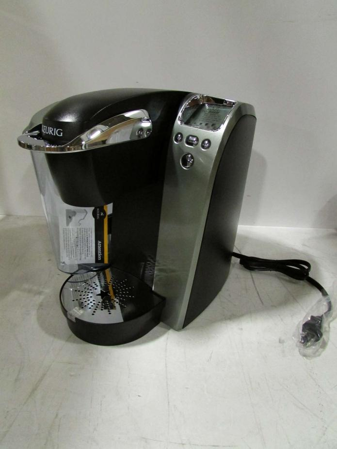 Keurig K75 Platinum Full Programmable Coffee Maker eBay