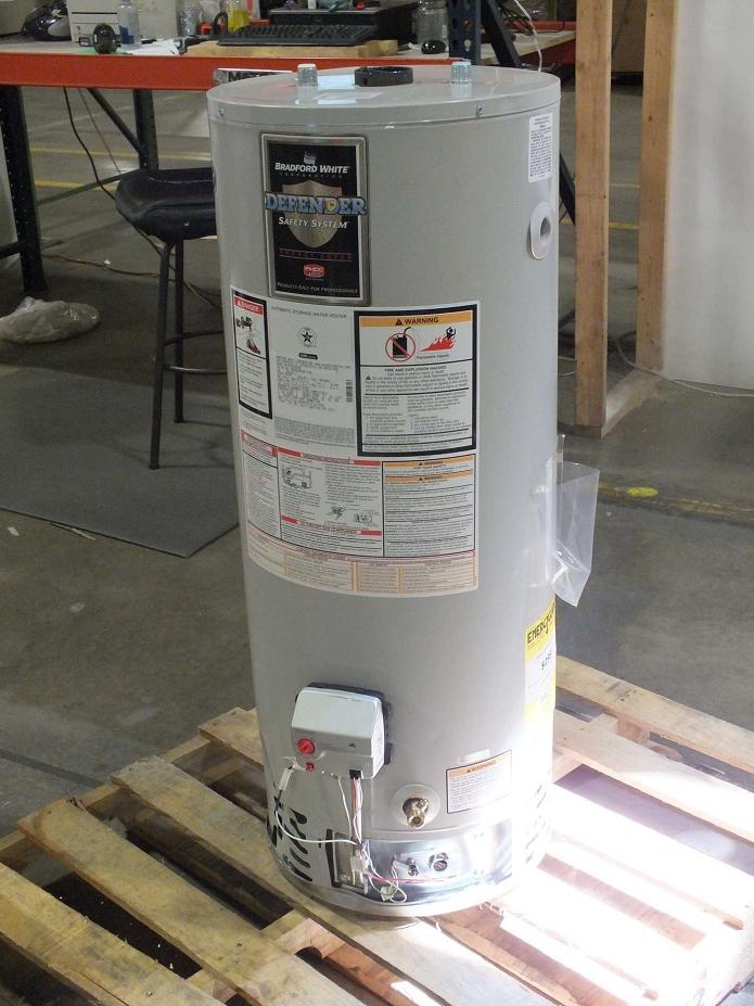 Bradford White 30 Gallon Natural Gas Water Heater