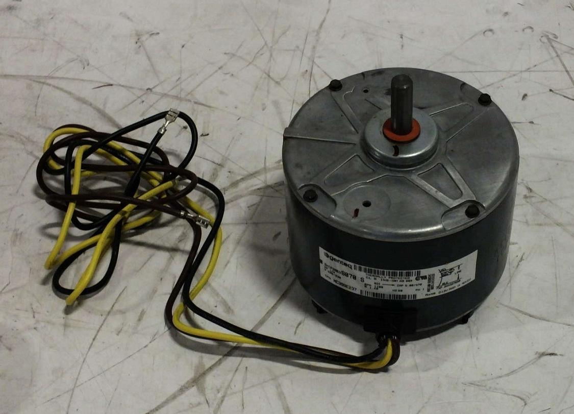 Carrier Hc 39ge 237 Condenser Fan Motor 1 4 Hp 208 230v