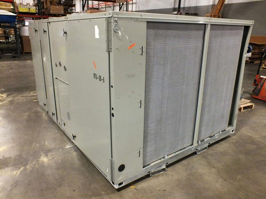 #977234 Trane 17.5 Ton Rooftop Air Conditioning Unit W/ Heat 460V  Most Effective 165 5 Ton Ac Unit Trane pictures with 1057x793 px on helpvideos.info - Air Conditioners, Air Coolers and more
