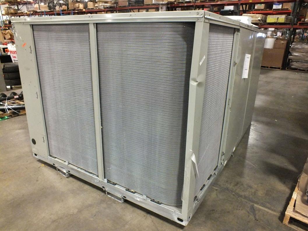 Trane 17.5 Ton Rooftop Air Conditioning Unit w/ Heat 460V 3PH YHD210F4  #62493B