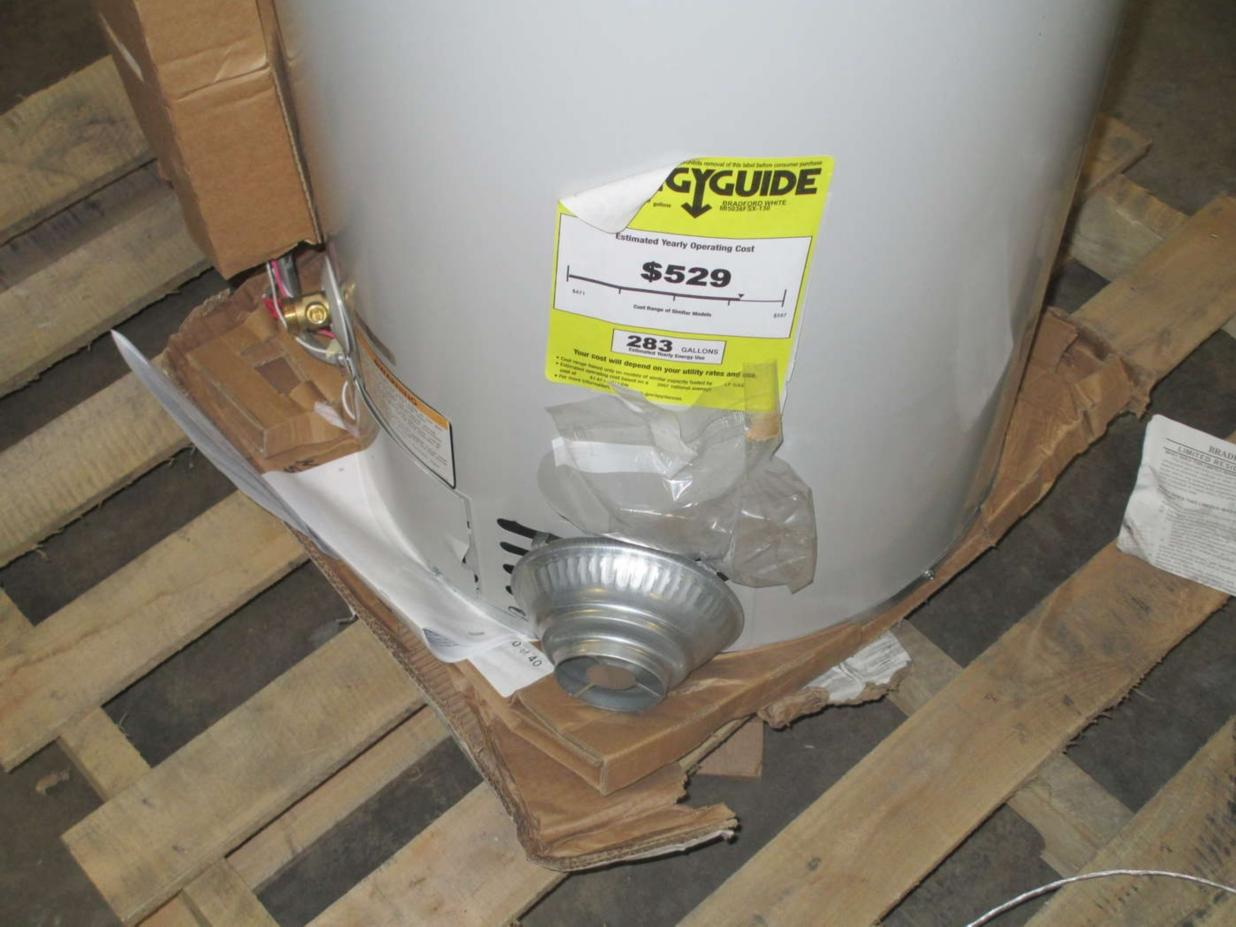Bradford White Residential Water Heater Natural Gas