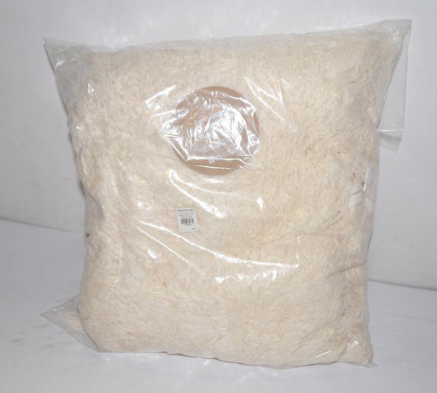 Pottery Barn Teen Furlicious Bean Bag Cover Ivory Ebay