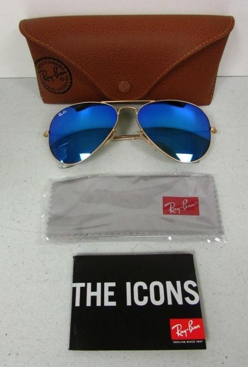 gold ray ban eyeglasses  ray ban large aviator